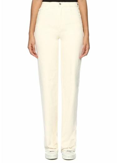 J Brand Pantolon Beyaz
